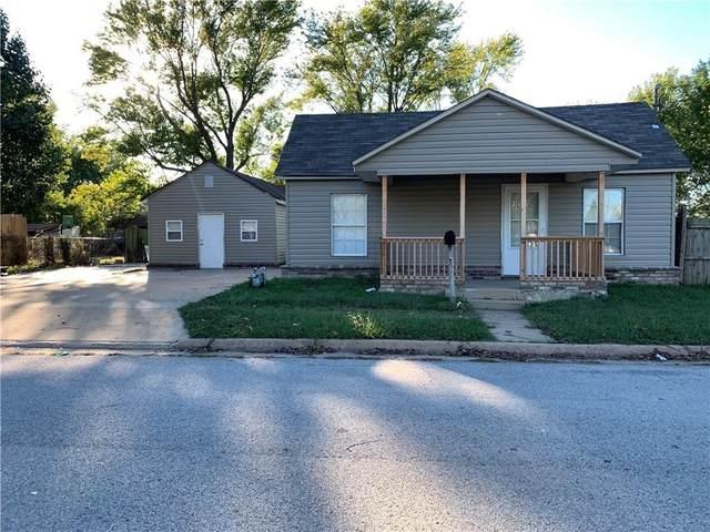 320 Laura Street, Springdale, AR 72764 (MLS #1201339) :: NWA House Hunters | RE/MAX Real Estate Results