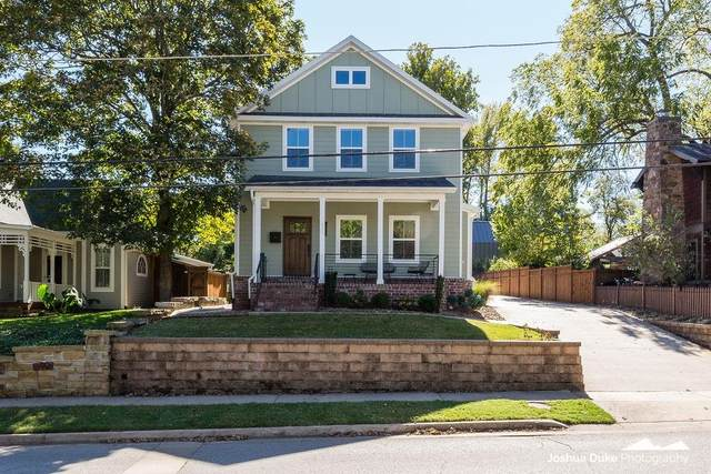 319 E Maple Street, Fayetteville, AR 72701 (MLS #1201356) :: McMullen Realty Group