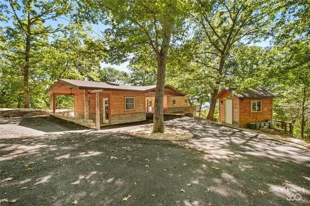 826 Cobblestone Lane, Eureka Springs, AR 72631 (MLS #1201379) :: McMullen Realty Group