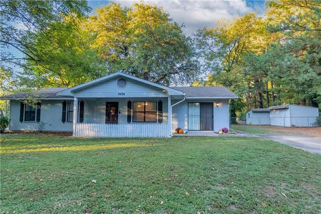 3436 Sandpiper Drive, Fayetteville, AR 72704 (MLS #1201455) :: McMullen Realty Group
