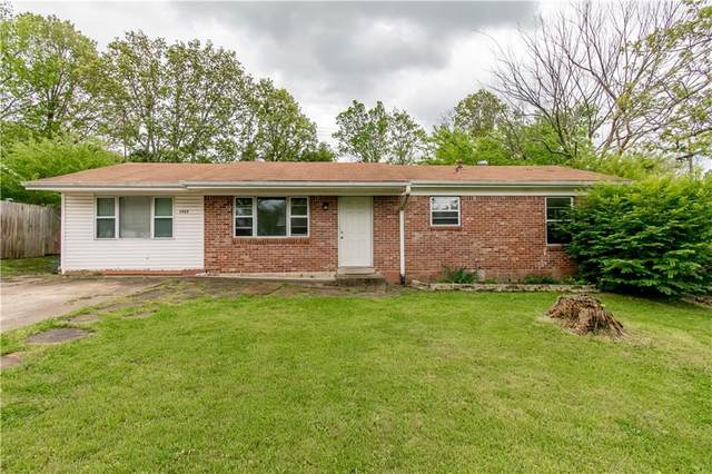 1925 Custer Lane, Fayetteville, AR 72701 (MLS #1201465) :: McMullen Realty Group