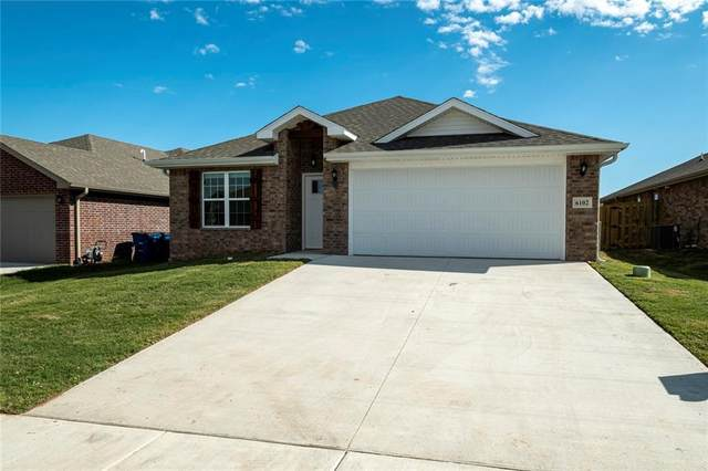 6102 NW Silas Street, Bentonville, AR 72713 (MLS #1201520) :: McMullen Realty Group