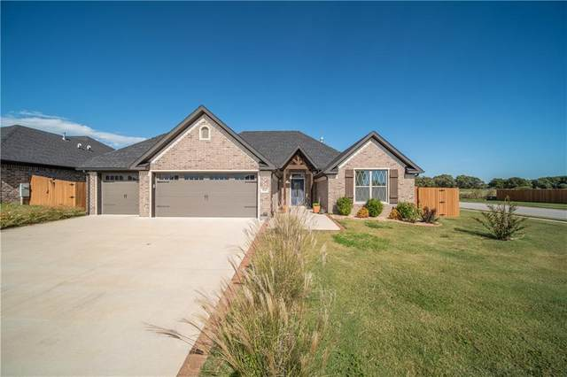 510 Chaparral, Centerton, AR 72719 (MLS #1201523) :: McMullen Realty Group