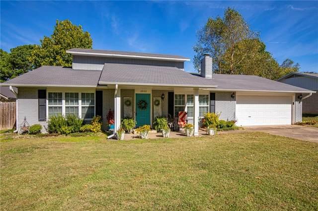 3202 Shook Drive, Springdale, AR 72762 (MLS #1201533) :: McMullen Realty Group