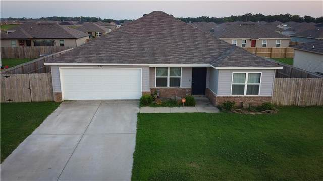 717 NW 68th Avenue, Bentonville, AR 72713 (MLS #1201586) :: McMullen Realty Group