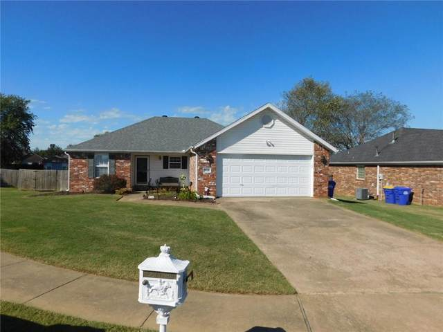 804 Grandy Place, Lowell, AR 72745 (MLS #1201588) :: McMullen Realty Group