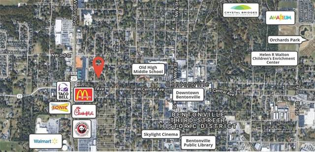 716 NW 2nd Street, Bentonville, AR 72712 (MLS #1201593) :: McMullen Realty Group