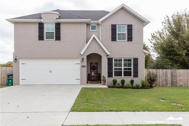 1500 Coopers Cove, Fayetteville, AR 72701 (MLS #1201661) :: Five Doors Network Northwest Arkansas