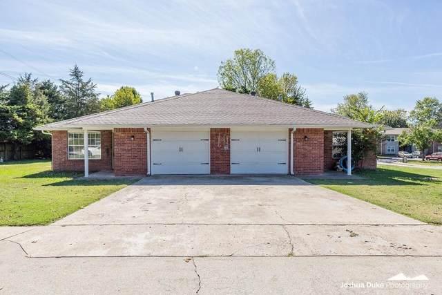 1481, 1483 Fairlane Street, Fayetteville, AR 72701 (MLS #1201668) :: McMullen Realty Group
