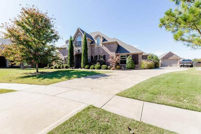 3724 W Bowling Green Place, Fayetteville, AR 72704 (MLS #1201706) :: McMullen Realty Group