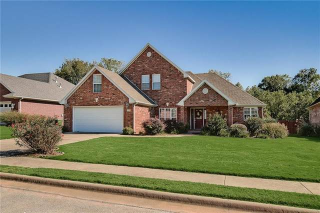 709 S Brookside Court, Rogers, AR 72758 (MLS #1201721) :: McMullen Realty Group