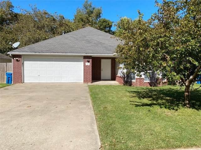 1607 Cresent Street, Bentonville, AR 72712 (MLS #1201763) :: McNaughton Real Estate
