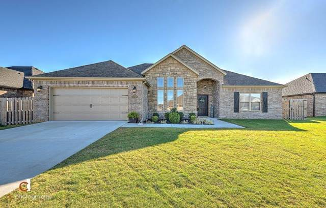 1720 Sunrise Circle, Centerton, AR 72719 (MLS #1201772) :: McMullen Realty Group
