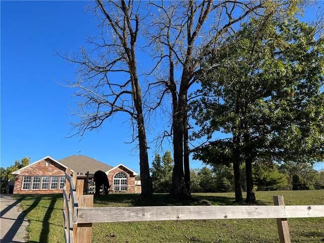 12124 Deer Drive, Bentonville, AR 72712 (MLS #1201774) :: McNaughton Real Estate