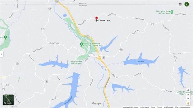 6 Woore Lane, Bella Vista, AR 72714 (MLS #1201777) :: Five Doors Network Northwest Arkansas