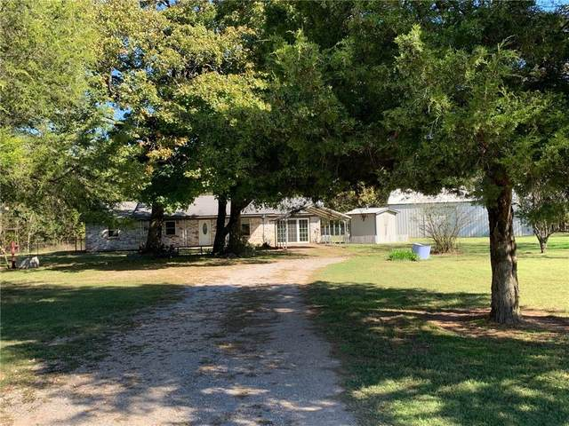 51501 S 590 Road, Colcord, OK 74338 (MLS #1201787) :: McMullen Realty Group