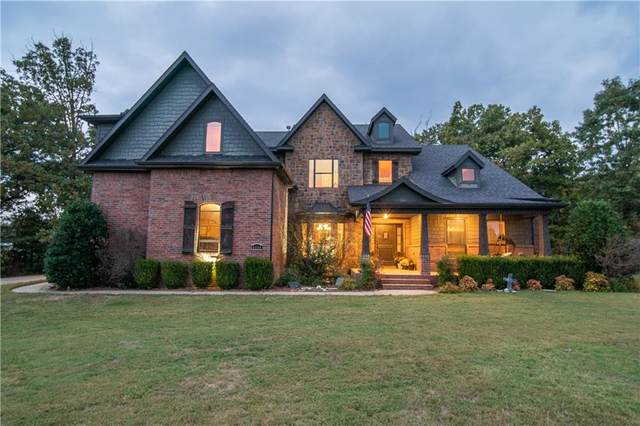 6086 Kennedy Drive, Fayetteville, AR 72704 (MLS #1201798) :: McNaughton Real Estate