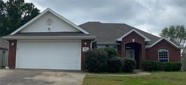 1307 Sanford Drive, Bentonville, AR 72712 (MLS #1201815) :: Five Doors Network Northwest Arkansas