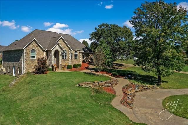106 Ridge Haven Drive, Berryville, AR 72616 (MLS #1201828) :: McNaughton Real Estate