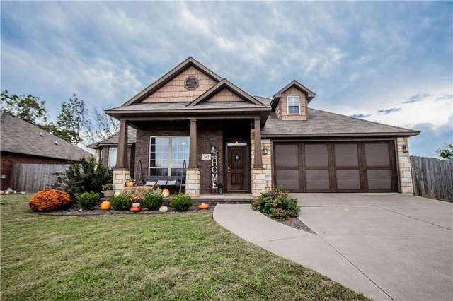 502 Great Meadow Drive, Cave Springs, AR 72718 (MLS #1201834) :: McNaughton Real Estate