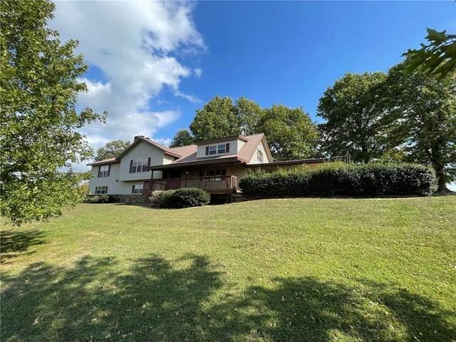 2384 Liberty Avenue, Springdale, AR 72762 (MLS #1201836) :: McNaughton Real Estate