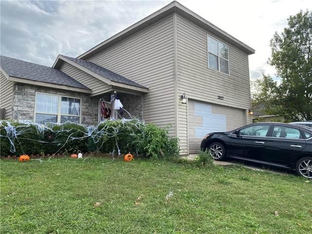 2827 Norfolk Avenue, Springdale, AR 72764 (MLS #1201838) :: McNaughton Real Estate