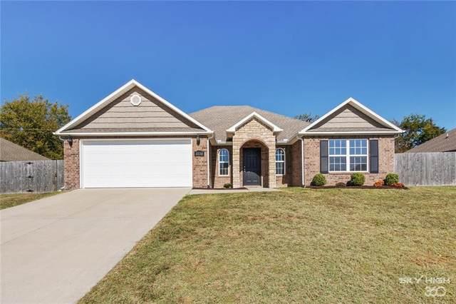 1150 Battery, Prairie Grove, AR 72753 (MLS #1201843) :: McNaughton Real Estate