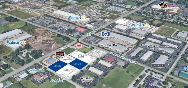 SE 30th Street, Bentonville, AR 72712 (MLS #1201845) :: McNaughton Real Estate