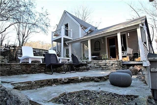 4 Douglas Street, Eureka Springs, AR 72632 (MLS #1201858) :: McNaughton Real Estate