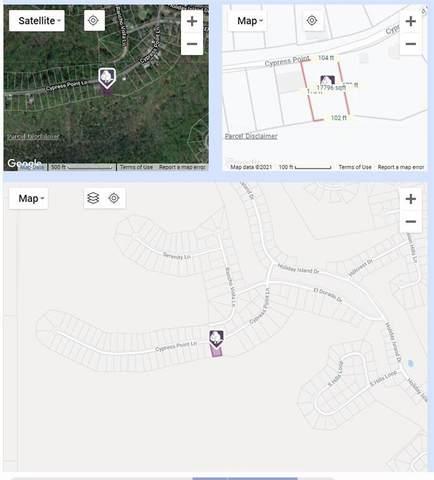 Lot 21, Block 6 Cypress Point Lane, Holiday Island, AR 72631 (MLS #1201893) :: McNaughton Real Estate