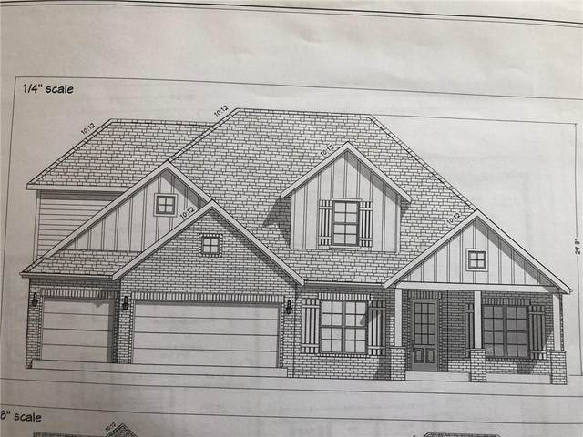 1603 Ridgeline Avenue, Lowell, AR 72745 (MLS #1201918) :: McNaughton Real Estate