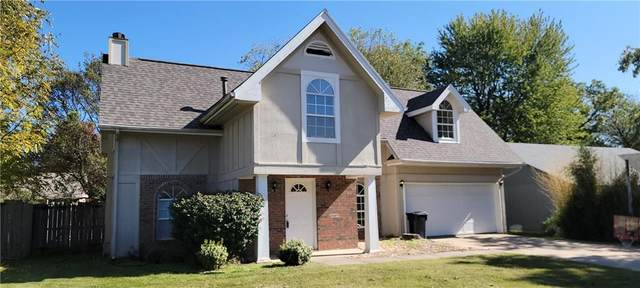429 N 37th Place, Rogers, AR 72756 (MLS #1201920) :: McNaughton Real Estate
