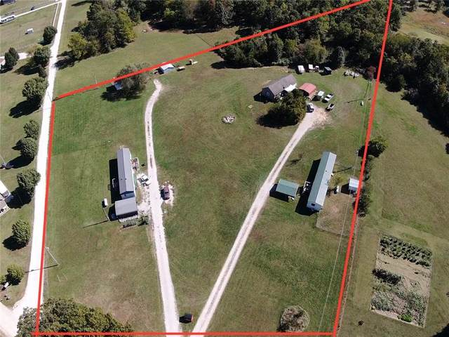 14166 Old Wire Road, Garfield, AR 72732 (MLS #1201934) :: McNaughton Real Estate