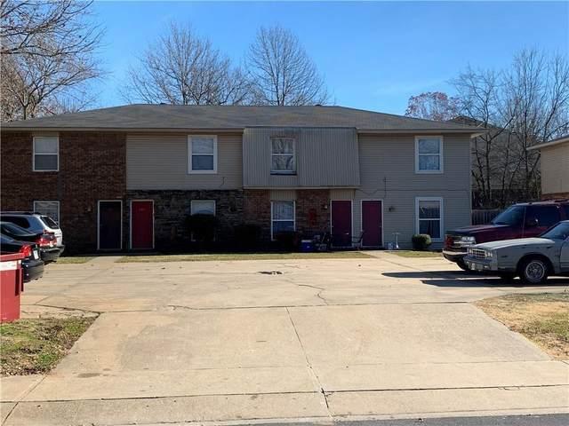 640,642,644,646 Betty Jo Drive, Fayetteville, AR 72701 (MLS #1201945) :: McNaughton Real Estate