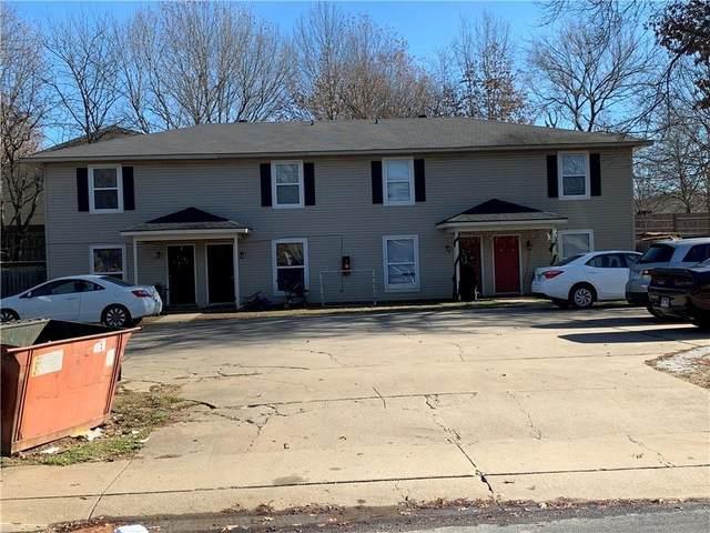 652, 654, 656, 658 Betty Jo Drive, Fayetteville, AR 72701 (MLS #1201953) :: McNaughton Real Estate