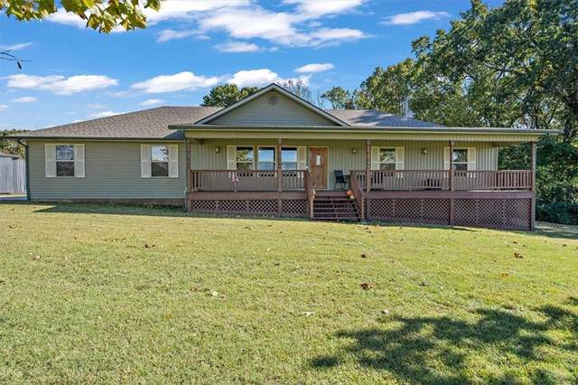 591 Cattle Drive, Lowell, AR 72745 (MLS #1201964) :: McNaughton Real Estate