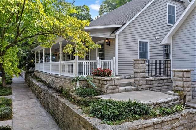 238 Spring Street, Eureka Springs, AR 72632 (MLS #1201980) :: McNaughton Real Estate