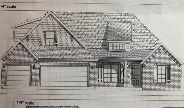 1601 Ridgeline Avenue, Lowell, AR 72745 (MLS #1201987) :: McNaughton Real Estate