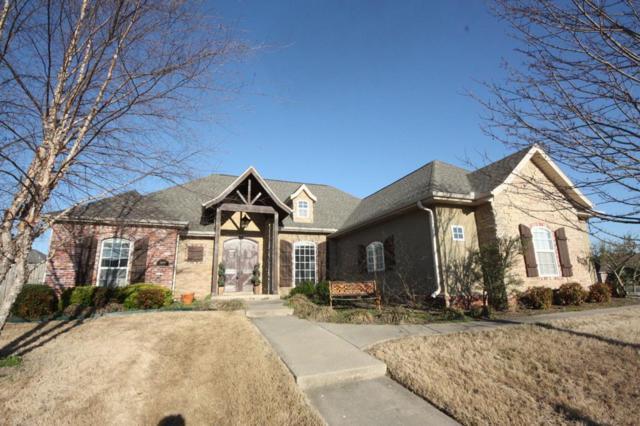 4005 SW Sycamore, Bentonville, AR 72712 (MLS #10002235) :: McNaughton Real Estate