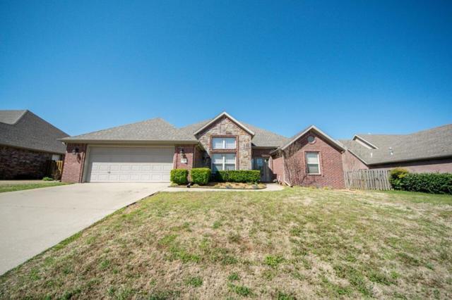 1402 Lexington Circle, Springdale, AR 72762 (MLS #10002313) :: McNaughton Real Estate