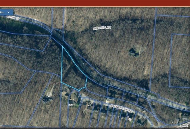 Lot 4 Stoneridge  Rd, Rogers, AR 72756 (MLS #1015452) :: McNaughton Real Estate