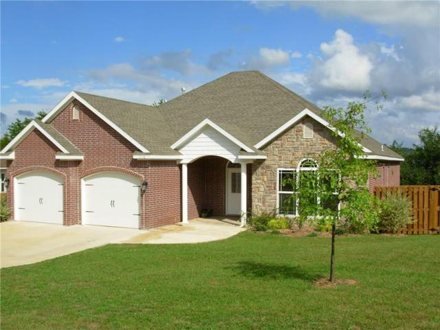 116 N Brewer Court, Greenland, AR 72701 (MLS #1042330) :: McNaughton Real Estate