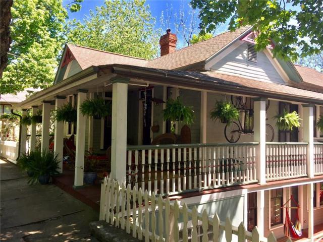 265 Spring Street, Eureka Springs, AR 72632 (MLS #1046483) :: McNaughton Real Estate