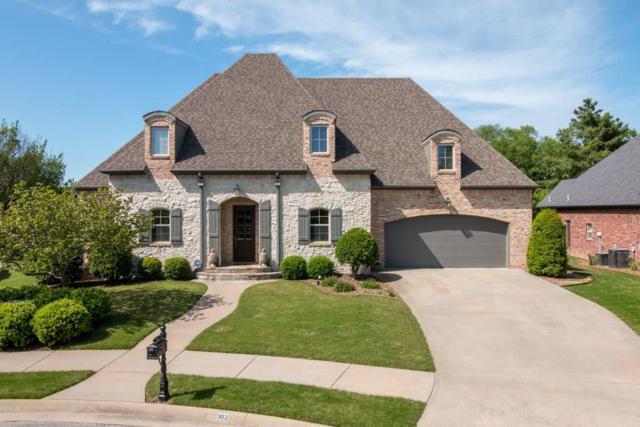 903 NE Halifax Place, Bentonville, AR 72712 (MLS #1049268) :: McNaughton Real Estate