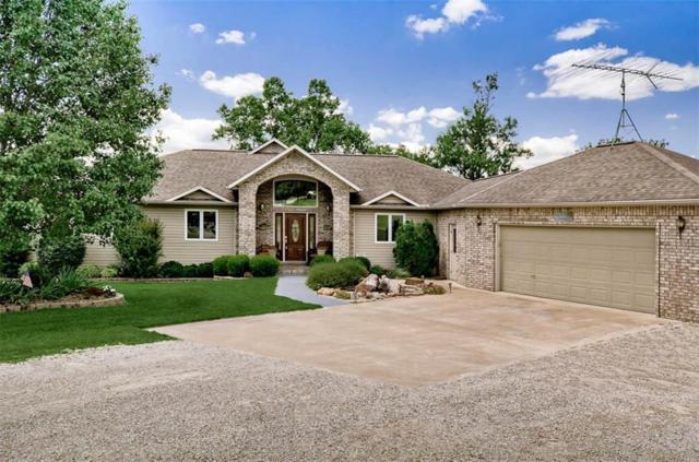 332 County Road 227, Eureka Springs, AR 72631 (MLS #1050793) :: McNaughton Real Estate