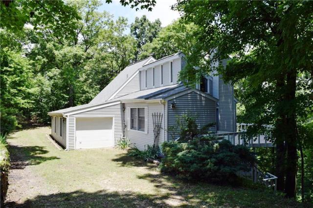 250 Holiday Island Drive, Holiday Island, AR 72631 (MLS #1051094) :: McNaughton Real Estate
