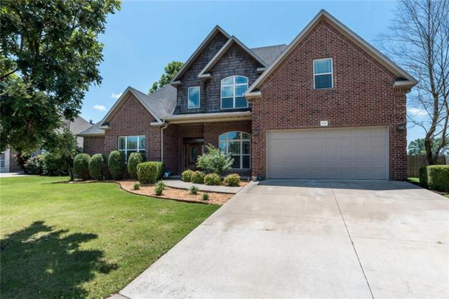 4135 Eastpoint Drive, Fayetteville, AR 72701 (MLS #1051547) :: McNaughton Real Estate