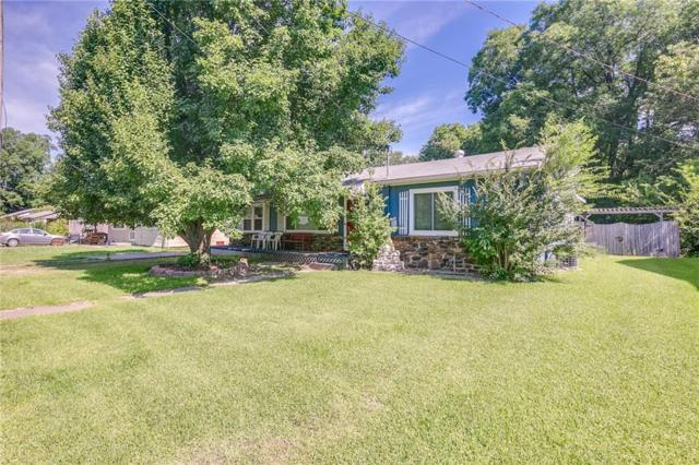 1011 SE 4th Street, Bentonville, AR 72712 (MLS #1052146) :: McNaughton Real Estate