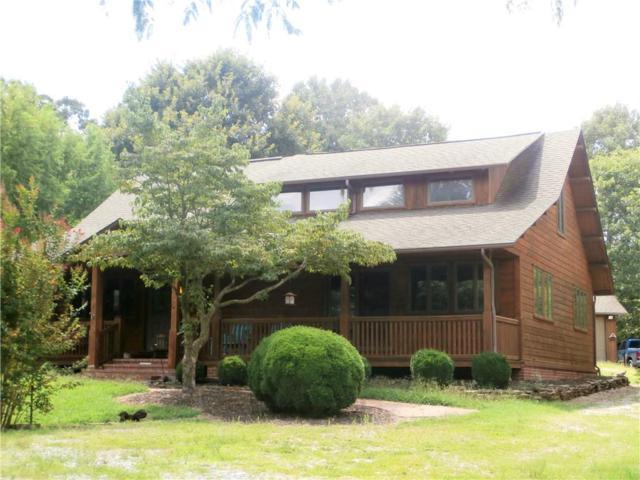 4210 N Taliesen Lane, Fayetteville, AR 72703 (MLS #1055793) :: McNaughton Real Estate
