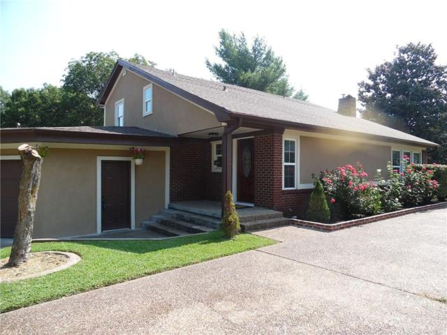 525 13th Street, Rogers, AR 72758 (MLS #1057492) :: McNaughton Real Estate